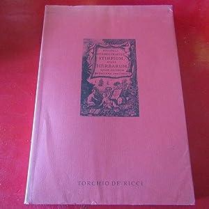 Historia Botanica Practica Stirpium, atque Herbarum quae: Joannis Baptistae Morandi