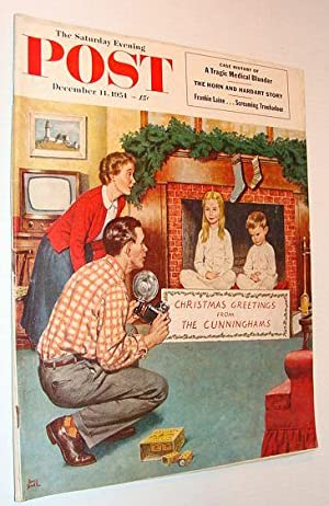 The Saturday Evening Post Magazine, December 11,: Contributors, Multiple