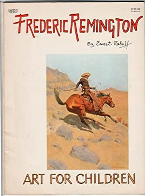 Art for Children: Frederick Remington