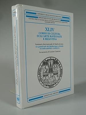 XLIV (44) CORSO DI CULTURA SULL'ARTE RAVENNATE