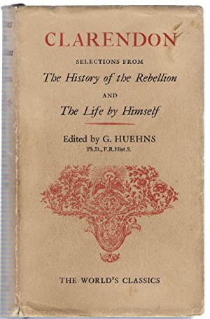 Clarendon - Selections From 'The History of: Huehns, G.