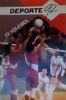 DEPORTE 92 Voleibol 23