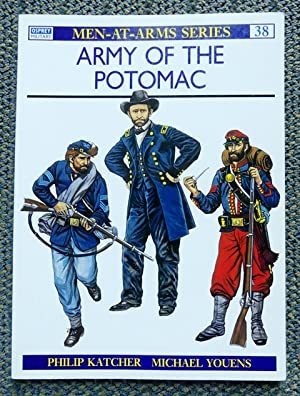 ARMY OF THE POTOMAC. OSPREY MILITARY MEN-AT-ARMS SERIES 38.