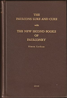 LATHAMS FALCONRY: OR THE FAULCONS LURE AND: Latham (Simon).