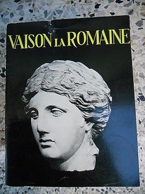 Vaison la Romaine: anonyme