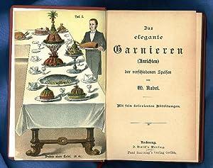 Das elegante Garnieren: Aabel, Maria