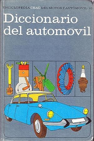 DICCIONARIO DEL AUTOMOVIL - Tomo 10: Miguel De Castro