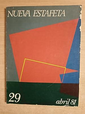 Imagen del vendedor de NUEVA ESTAFETA nº 29 Abril 1981 a la venta por Gibbon Libreria