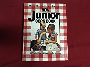 BETTER HOMES & GARDENS NEW JUNIOR COOK: Better Homes and