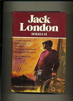 Jack London, series II - Before Adam: London, Jack.