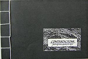 Contradictions (Inscribed); Jack Kerouac, Lowell, The River