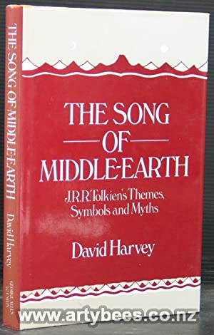 The Song of Middle-Earth. J.R.R. Tolkien's Themes,: Harvey, David
