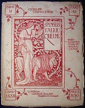 Spenser's Faerie Queene (Book II. Cantos IX.-XII.): Spenser, Edmund