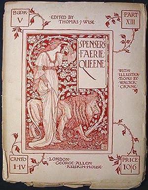 Spenser's Faerie Queene (Book V. Cantos I.-IV.): Spenser, Edmund