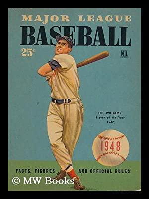 1948 Major League Baseball Facts and Figures.: Salsinger, H. G. and Heilmann, Harry G. and Black, ...
