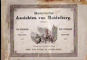 Malerische Ansichten von Heidelberg Vues Pittoresques de Heidelberg ; Views Picturesques of ...
