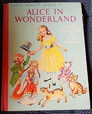 Alice in Wonderland Retold for Younger Readers: Carroll, Lewis. Color