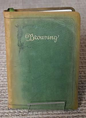 Poetical Works of Robert Browning: Browning, Robert (Introduction