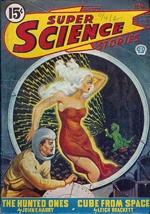Super Science Stories (CANADIAN) 1944 Vol. 01: Norton, Alden H.