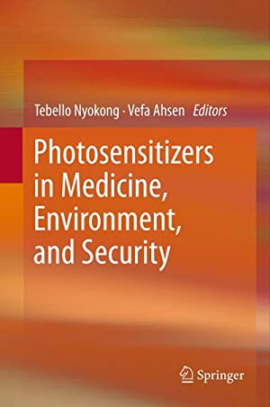 Photosensitizers in Medicine, Environment, and Security: Tebello Nyokong