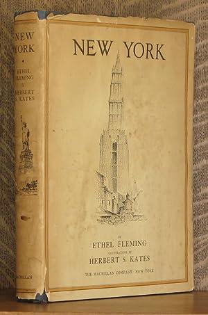 NEW YORK: Ethel Fleming, illustrated