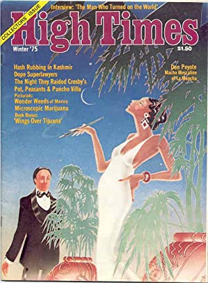 High Times, Winter '75, Vol 1 No. 3: Collectors' Issue