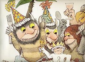 LET THE WILD RUMPUS START! Happy Twenty-Fifth: SENDAK, MAURICE (