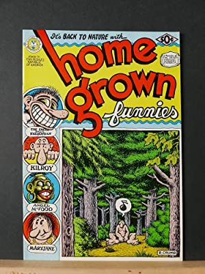 Home Grown Funnies: Crumb, Robert