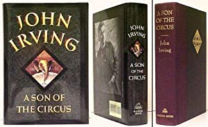 Son of the Circus. signed 1st trade: IRVING, John
