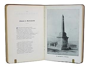 El monumento a Numancia erigido sobre las ruinas de la ciudad celtíbera. A expensas del Excmo. Sr. ...