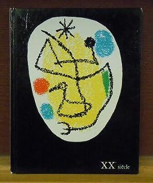 XXe siecle no. 31, Decembre 1968 : XXe siecle