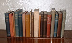Group of 15 early editions of works: Stevenson, Robert Louis