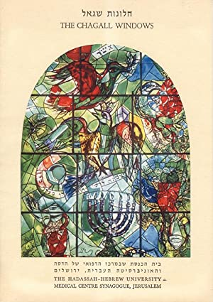 The Chagall Windows - Asher