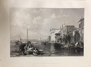 Europäische Galerie für Malerei und Sculptur 1855. Malerei und Sculptur. Vierundzwanzig Stahlstiche...