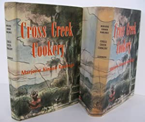 CROSS CREEK COOKERY. Drawings by Robert Camp: Rawlings, Marjorie Kinnan