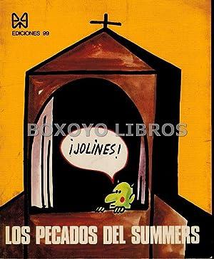Los pecados del Summers: SUMMERS, Manuel