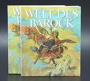 Welt des Barock. 2 Bde.: Feuchtmüller, Rupert und