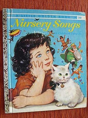 Nursery Songs: Fourteen Childhood Favorites. A Little: Gale, Leah, arranged