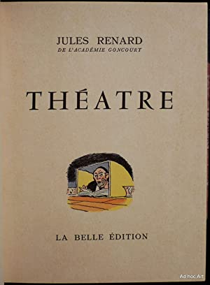 Théâtre: RENARD, Jules