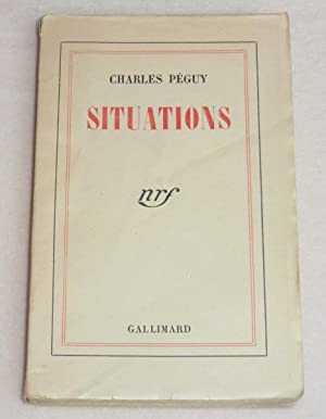 SITUATIONS: PEGUY Charles