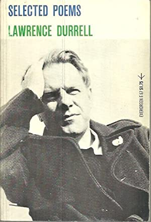 SELECTED POEMS.: DURRELL, Lawrence.