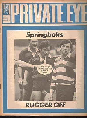 Private Eye. No. 207. Friday 21 November 1969: Richard Ingrams: Editor