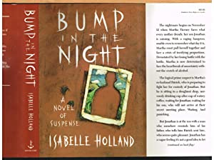 BUMP IN THE NIGHT; a Novel of Suspense