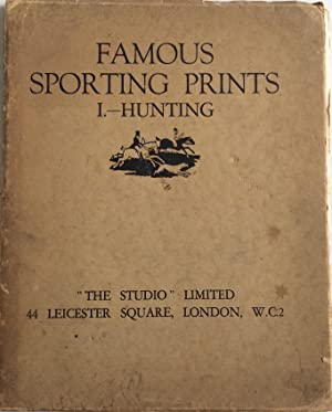 FAMOUS SPORTING PRINTS 1.-HUNTING