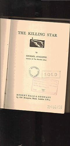 The Killing Star: Michael Avallone