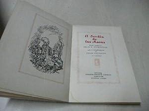 El jardín de las Rosas,de Saadi: ETCHEGOYEN, FELIX E, VERSIÓN CASTELLANA, SEGÚN LA TRADUCCIÓN ...