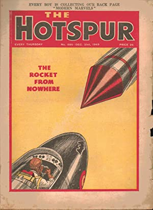 The Hotspur Comic. No. 686. DECEMBER 31st, 1949