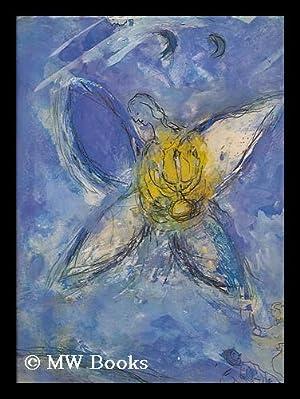 Mourlot Le peintre-oiseau Limited Edition Print Marc chagall DLM 225-1977