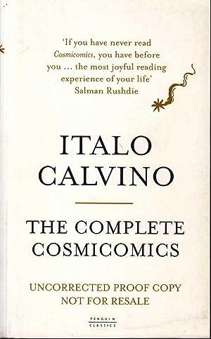 The Complete Cosmicomics: Calvino, Italo