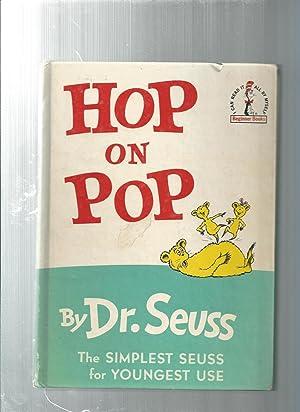 Hop on Pop: Seuss, Dr.;Geisel, Theodore